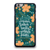 VERSES BIBLE SCRIPTURES #2 iPhone 6 / 6S Plus Case