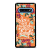 VERSES BIBLE SCRIPTURES Samsung Galaxy S10 Plus Case