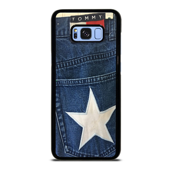 VINTAGE 90s TOMMY HILFIGER DENIM Samsung Galaxy S8 Plus Case
