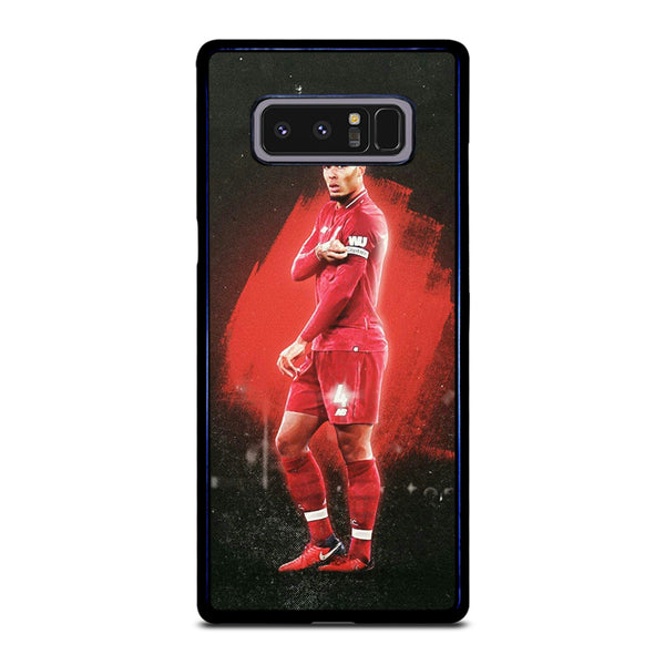 VIRGIL VAN DIJK LIVERPOOL 2 Samsung Galaxy Note 8 Case