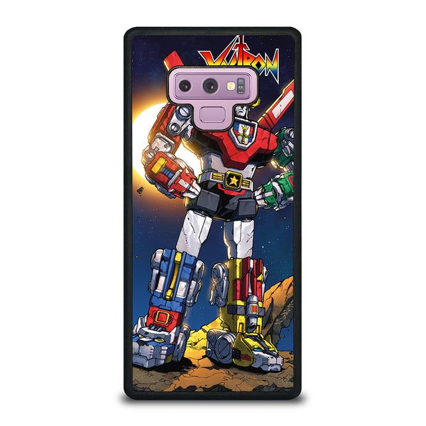 VOLTRON LION FORCE Samsung Galaxy Note 9 Case