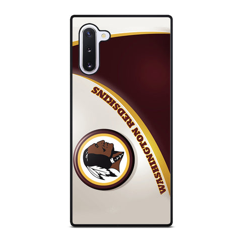 WASHINGTON REDSKINS 1 Samsung Galaxy Note 10 Case