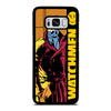WATCHMEN DC COMICS Samsung Galaxy S8 Case