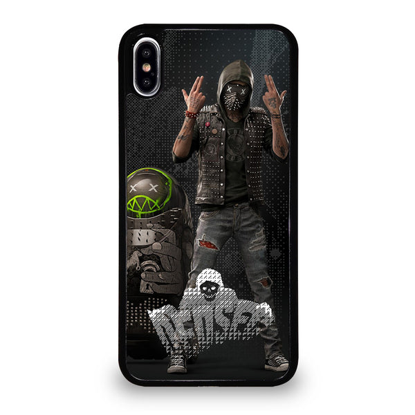 WATCH DOGS 2 DEDSED iPhone XS Max Case