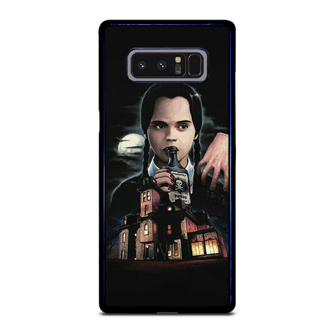 WEDNESDAY ADDAMS Samsung Galaxy Note 8 Case
