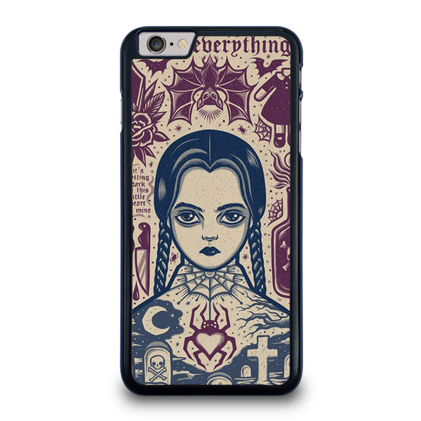 WEDNESDAY ADDAMS 1 iPhone 6 / 6S Plus Case