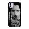 WEDNESDAY ADDAMS 3 iPhone 11 Case