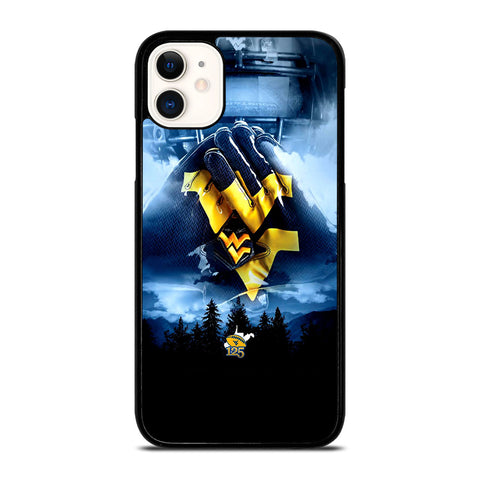 WEST VIRGINIA FOOTBALL 1 iPhone 11 Case