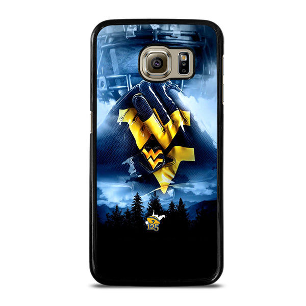 WEST VIRGINIA FOOTBALL 1 Samsung Galaxy S6 Case