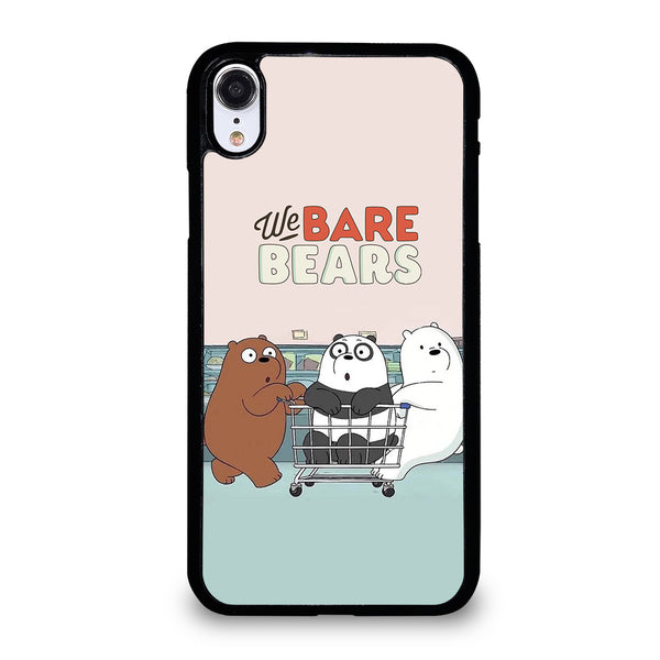 WE BARE BEARS #4 iPhone XR Case