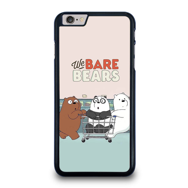 WE BARE BEARS #4 iPhone 6 / 6S Plus Case