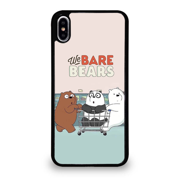 WE BARE BEARS 4 iPhone XS Max Case
