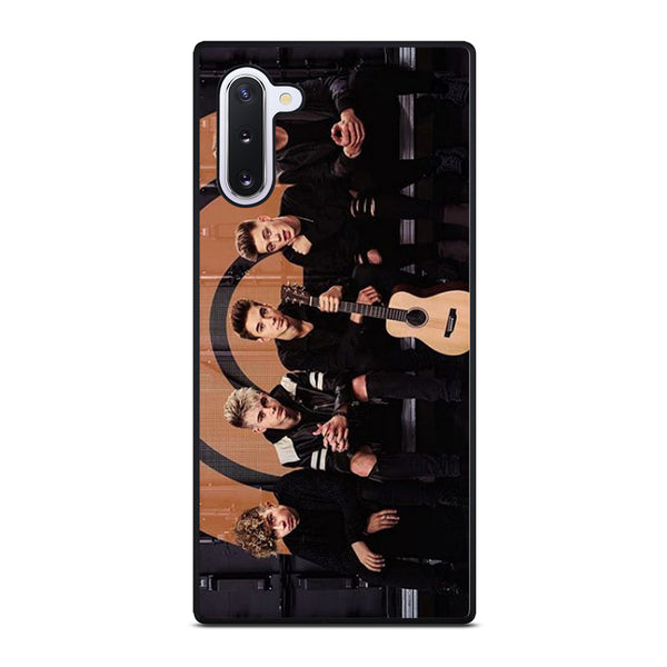 WHY DONT WE BAND #2 Samsung Galaxy Note 10 Case