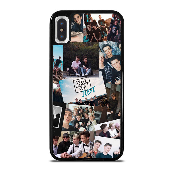 WHY DONT WE COLLAGE #1 iPhone X / XS Case