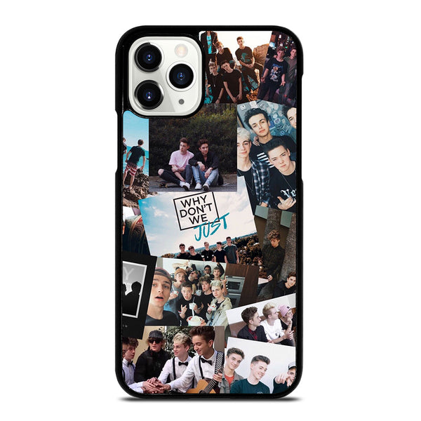 WHY DONT WE COLLAGE #1 iPhone 11 Pro Case