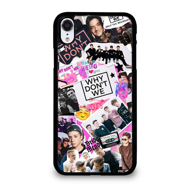 WHY DONT WE COLLAGE iPhone XR Case