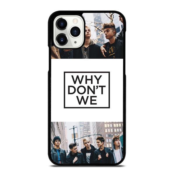 WHY DONT WE COLLAGE #2 iPhone 11 Pro Case