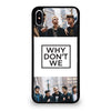 WHY DONT WE COLLAGE #2 iPhone XS Max Case