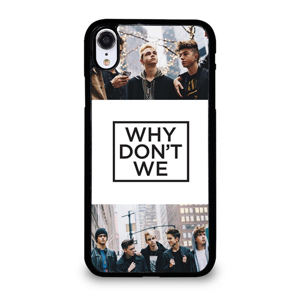 WHY DONT WE COLLAGE #2 iPhone XR Case