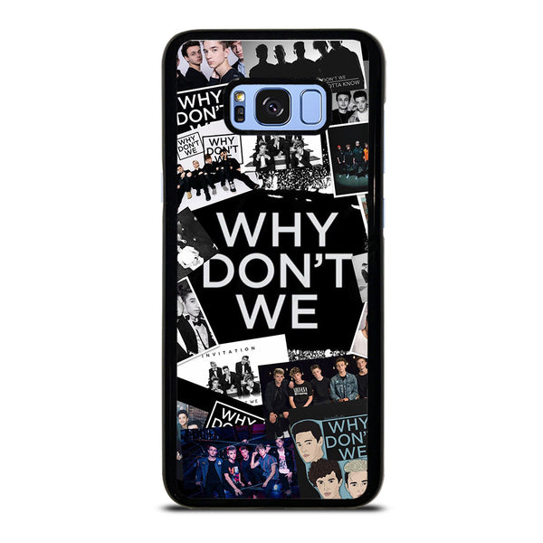 WHY DONT WE COLLAGE #3 Samsung Galaxy S8 Plus Case