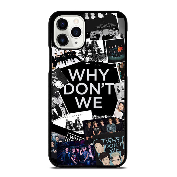 WHY DONT WE COLLAGE #3 iPhone 11 Pro Case