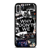 WHY DONT WE COLLAGE #3 iPhone X / XS Case