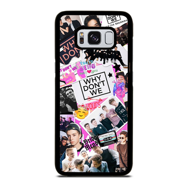 WHY DONT WE COLLAGE Samsung Galaxy S8 Case