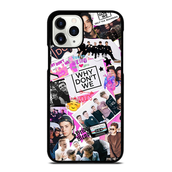 WHY DONT WE COLLAGE iPhone 11 Pro Case