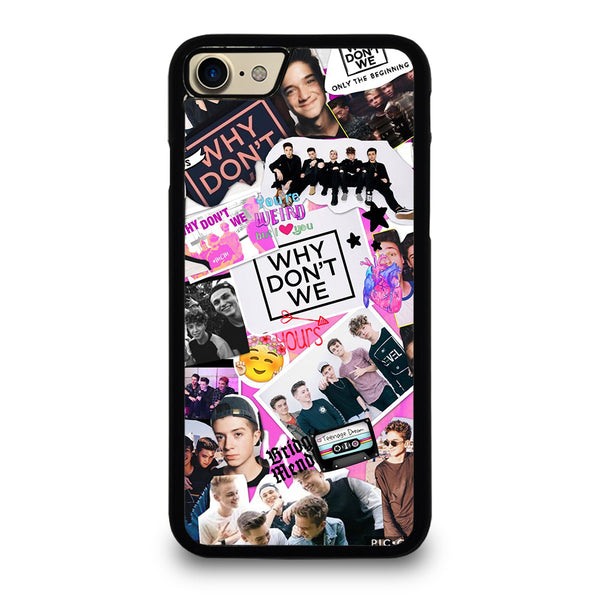 WHY DONT WE COLLAGE iPhone 7 / 8 Case