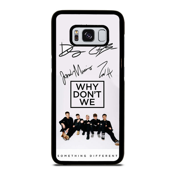 WHY DON'T WE SIGNATURE #1 Samsung Galaxy S8 Case