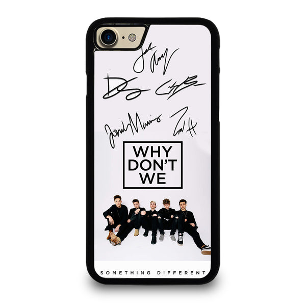 WHY DON'T WE SIGNATURE #1 iPhone 7 / 8 Case