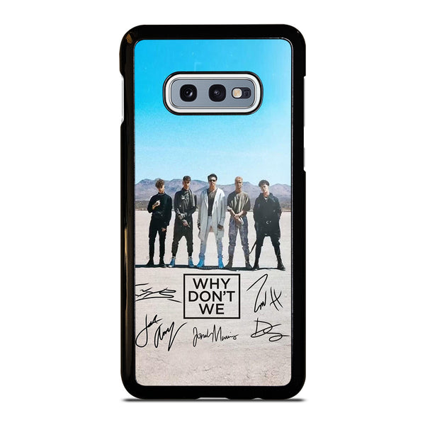 WHY DON'T WE SIGNATURE 2 Samsung Galaxy S10 e Case