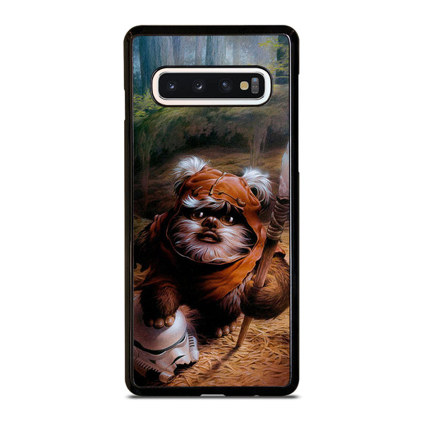 WICKET EWOK JEDI STAR WARS #1 Samsung Galaxy S10 Case