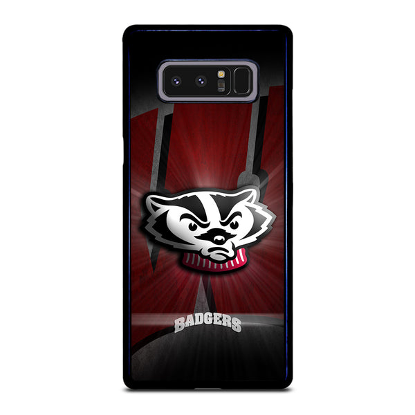 WISCONSIN BADGER Samsung Galaxy Note 8 Case