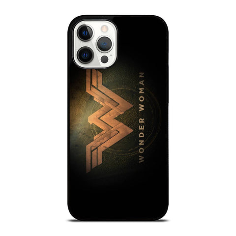 WONDER WOMAN LOGO 1 iPhone 12 Pro Max Case