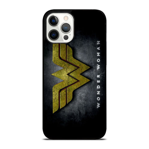 WONDER WOMAN LOGO iPhone 12 Pro Max Case
