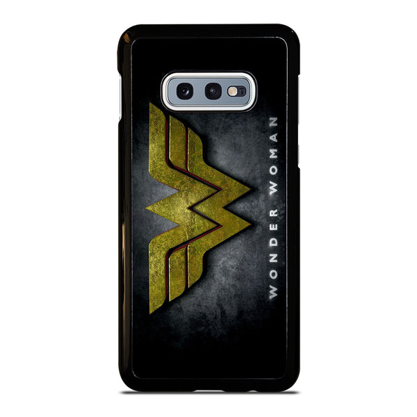 WONDER WOMAN LOGO Samsung Galaxy S10 e Case
