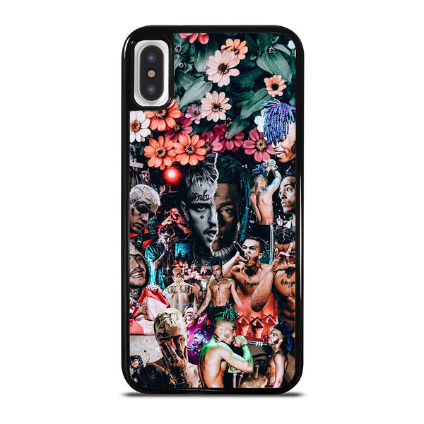 XXXTENTACION ft LIL PEEP iPhone X / XS Case