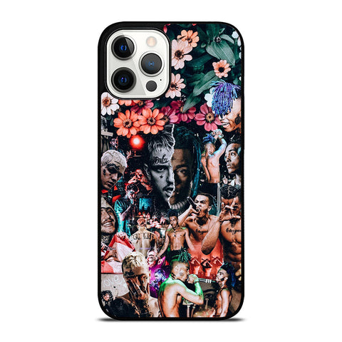 XXXTENTACION ft LIL PEEP iPhone 12 Pro Max Case