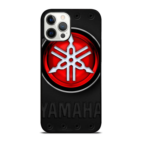 YAMAHA METAL LOGO iPhone 12 Pro Max Case