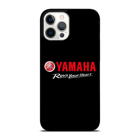 YAMAHA REVS YOUR HEART iPhone 12 Pro Max Case