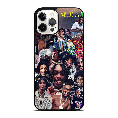 YNW MELLY RAPPER COLLAGE iPhone 12 Pro Max Case