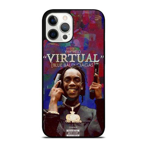 YNW MELLY RAPPER VIRTUAL iPhone 12 Pro Max Case