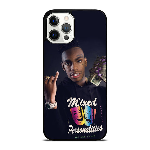 YNW MELLY RAPPER iPhone 12 Pro Max Case