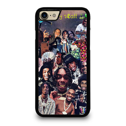 YNW MELLY RAPPER COLLAGE iPhone 7 / 8 Case