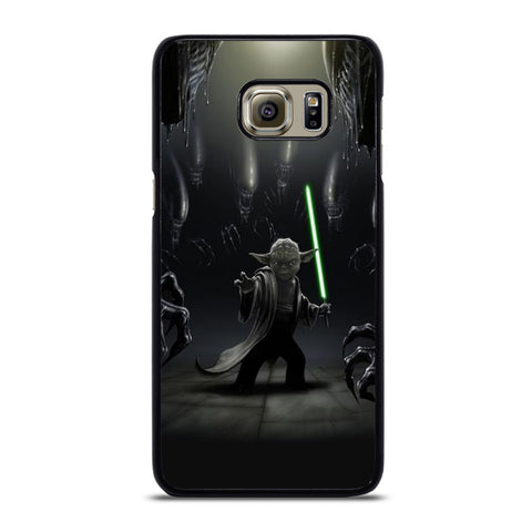 YODA VS ALIENS Samsung Galaxy S6 Edge Plus Case