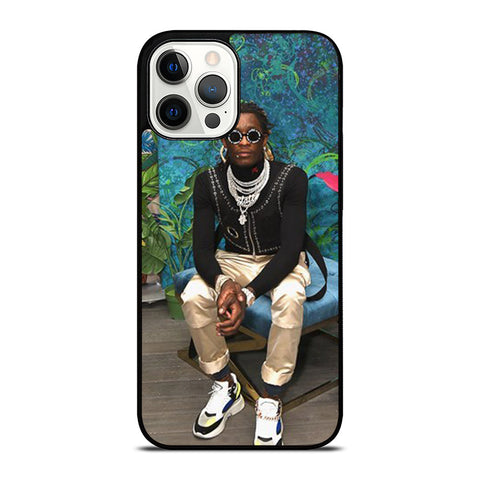 YOUNG THUG SLATT iPhone 12 Pro Max Case