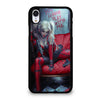 YOU WANNA PLAY WITH HARLEY QUINN iPhone XR Case