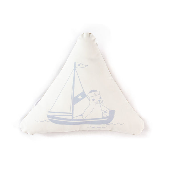 Boat cushion - blue