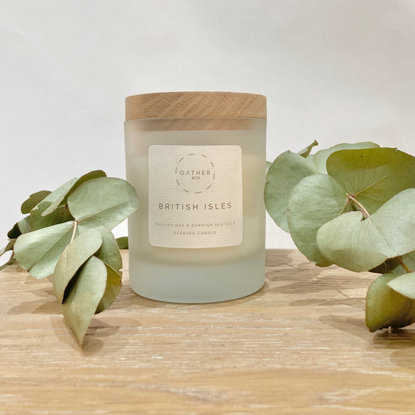 British Isles Scented Candle